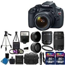Canon EOS Rebel T5 Digital