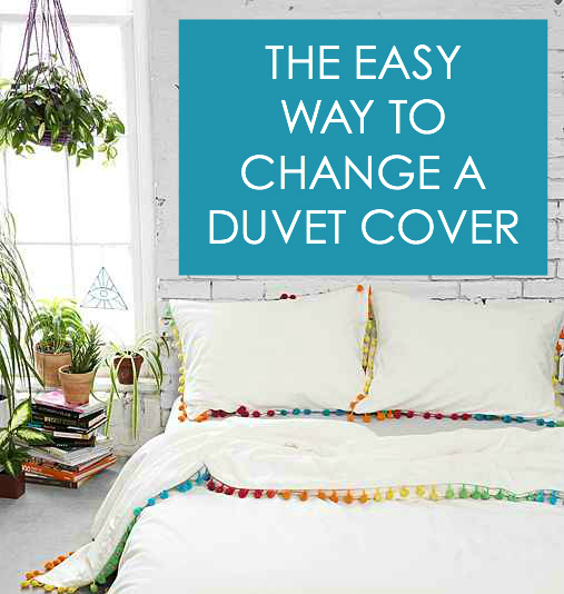 28 Easy Way To Put On Duvet Cover Husmortricket