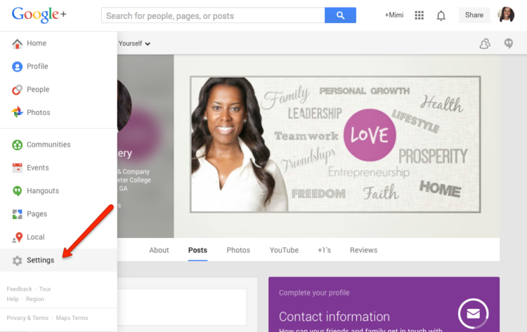 How to Receive Private Messages on Google Plus