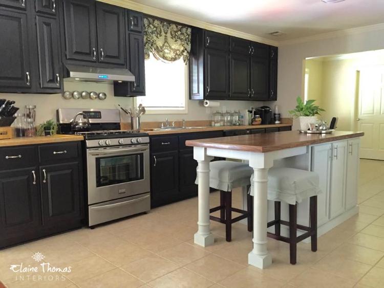 Updated Kitchen - Mimi Zackery Elaine Thomas Interiors