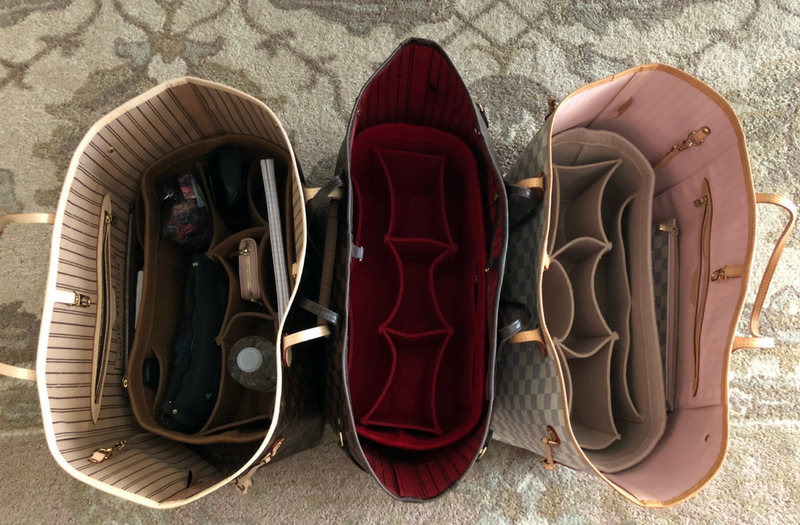 Louis Vuitton Neverfull Organizer