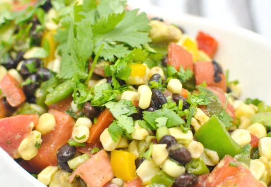 Southwestern Salad Recipe for Taco Nights