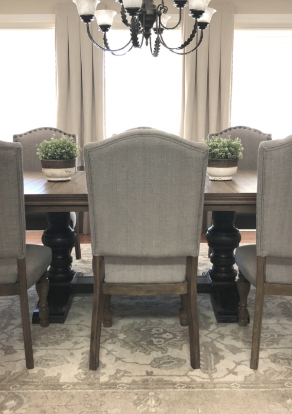 Take a Look into Our Dining Room Transformation