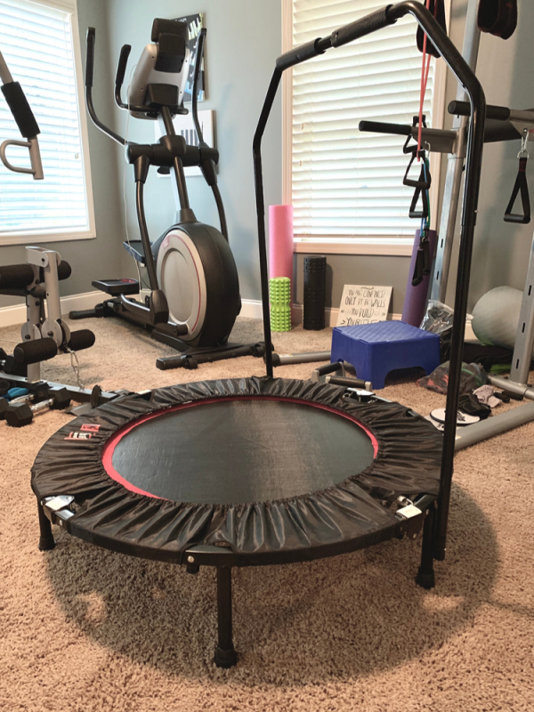 How Rebounders Helps With Weight Loss