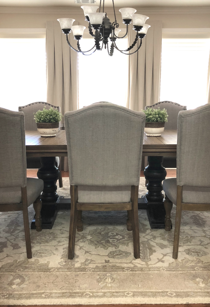 Dining Room Tour – At Home With Mimi