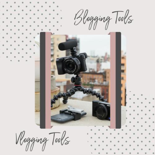 Vlogging & Blogging Gear