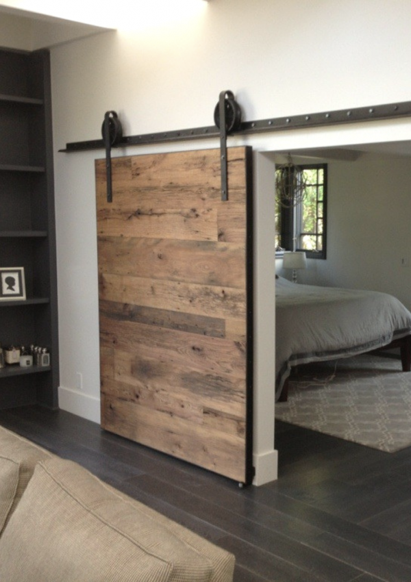 Interior Sliding Barn Door Ideas | Mimi Zackery