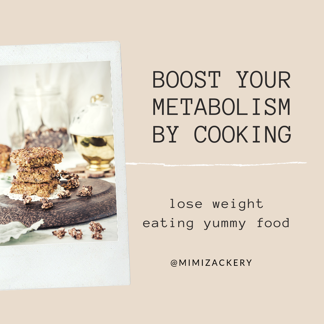 boost your metabolism | Mimi Zackery