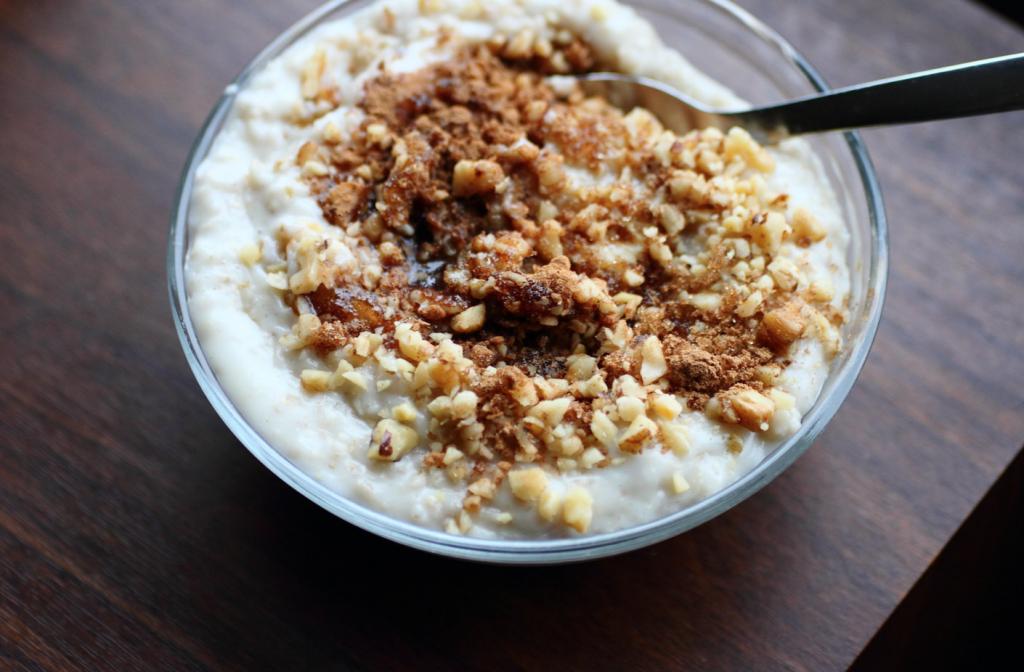 Epicure Easy Oatmeal | Mimi Zackery